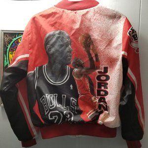Vintage Chalk Line Michael Jordan fanimation coat